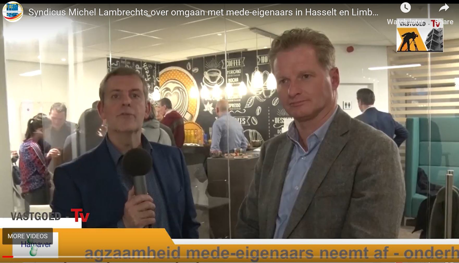 Interview Michel Lambrechts